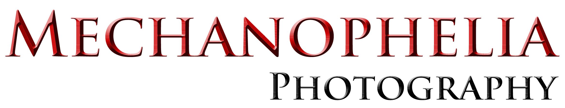 Mechanophelia Logo_Trajan_Pro